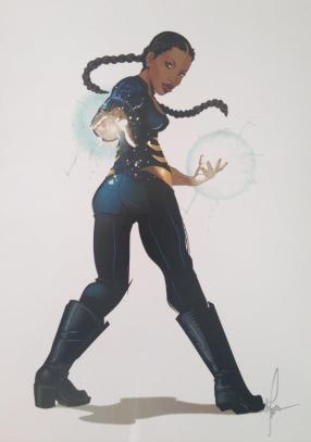 Illustration by Afua Richardson.
